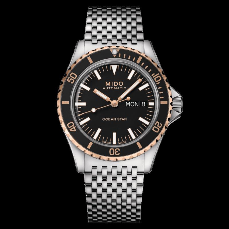 Mido Ocean Star Tribute M026.830.21.051.00 - Gioielleria Casavola Noci - orologio automatico edizione speciale - main - idee regalo uomo