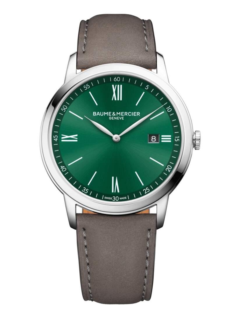 Baume et Mercier Classima M0A10607 - Gioielleria Casavola di Noci - orologio swiss made uomo - main - idee regalo