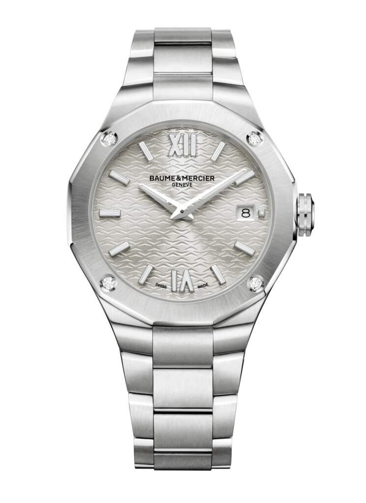 Baume et Mercier Riviera M0A10614 - Gioielleria Casavola di Noci - orologio idee regalo donne - main