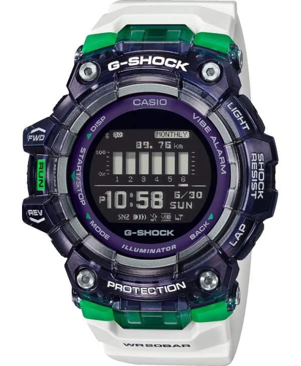 Casio G-Shock G-Squad GBD-100SM-1A7ER - Gioielleria Casavola Noci - orologio con activity tracker