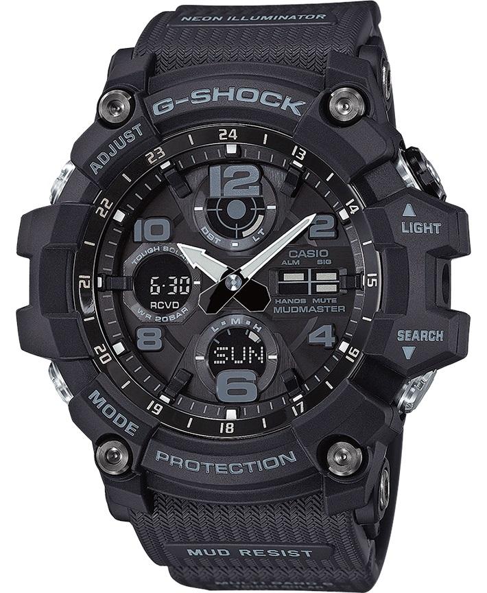 Casio G-Shock Mudmaster GWG-100-1AER - Gioielleria Casavola Noci - orologio militare tattico