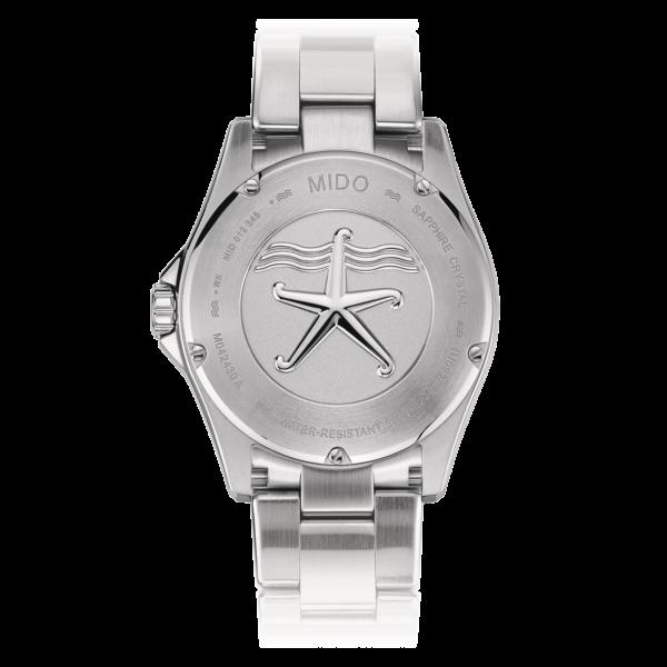 Mido Ocean Star 200C M042.430.11.041.00 - Gioielleria Casavola di Noci - orologio automatico acciaio - fondello con incisione - idee regalo uomo