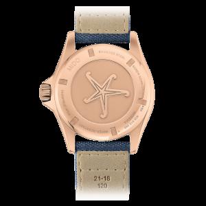 Mido Ocean Star Tribute M026.830.38.041.00 - Gioielleria Casavola Noci - orologio automatico oro rosa - fondello incisione - idee regalo uomo