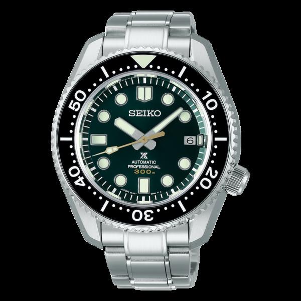 Seiko Marinemaster SLA047J1 - Gioielleria Casavola Noci - orologio subacqueo edizione limitata - quadrante verde - main