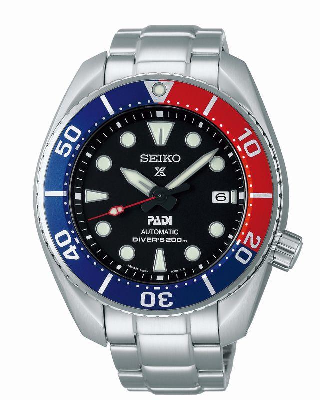 Seiko Prospex PADI SPB181J1 - Gioielleria Casavola Noci - orologio automatico da collezione - main