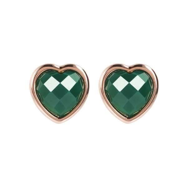 Bronzallure orecchini cuore WSBZ01563GAG - Gioielleria Casavola Noci - main - idee regalo donne economico