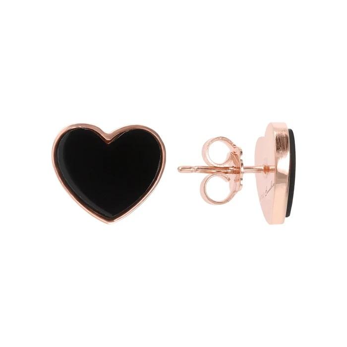 Bronzallure orecchini cuore WSBZ01730BO - Gioielleria Casavola Noci - idee regalo economico donne - dettaglio