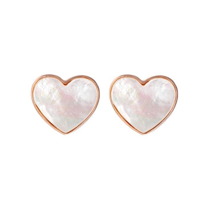 Bronzallure orecchini cuore WSBZ01730WM - Gioielleria Casavola Noci - idee regalo economico donne - main