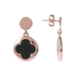 Bronzallure orecchini quadrifoglio WSBZ00914BO - Gioielleria Casavola Noci - idee regalo donne economico - dettaglio