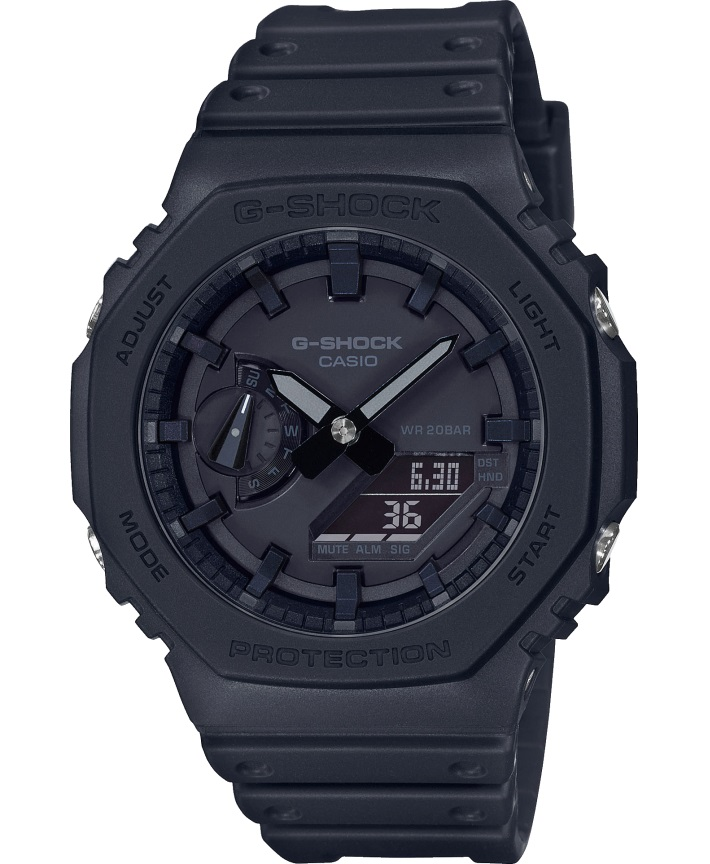 Casio G-Shock GA-2100-1A1ER - Gioielleria Casavola Noci - orologio modello royal oak - main