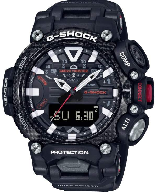 Casio G-Shock Gravitymaster GR-B200-1AER - Gioielleria Casavola Noci - orologio militare aviatore - main
