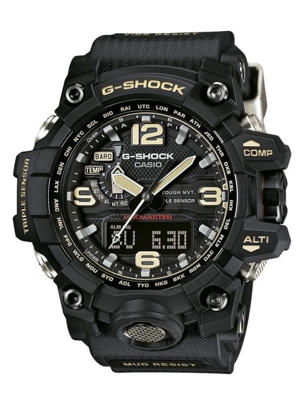 Casio G-Shock Mudmaster GWG-1000-1AER - Gioielleria Casavola Noci - orologio militare professionale uomo