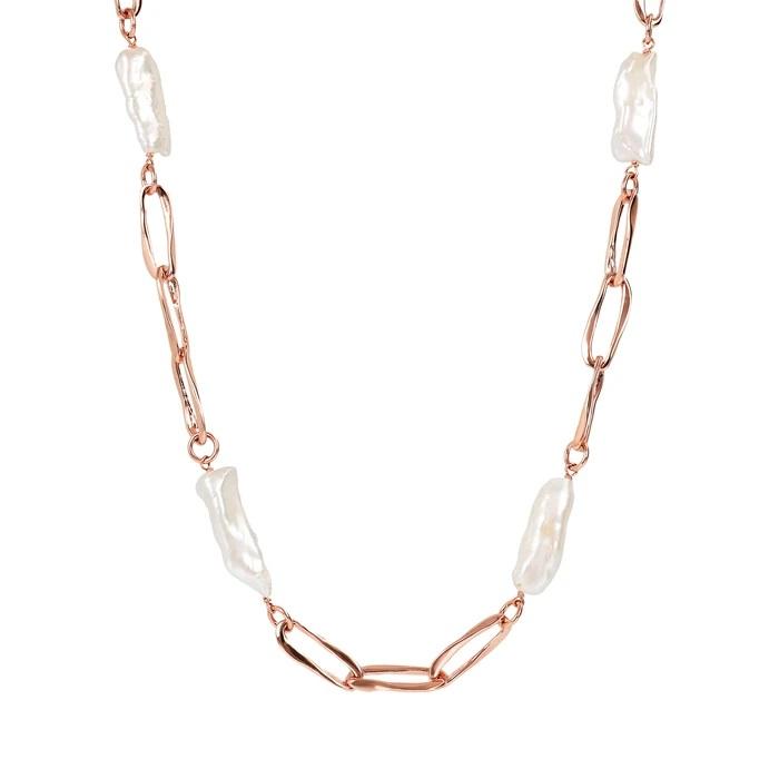 Collana perle Bronzallure WSBM00013W - Gioielleria Casavola Noci - idee regalo donne - main
