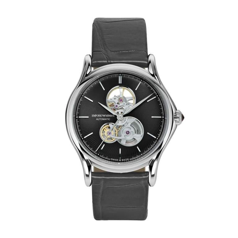 Emporio Armani Swiss Made ARS3404 - Gioielleria Casavola Noci - orologio automatico elegante uomo - main