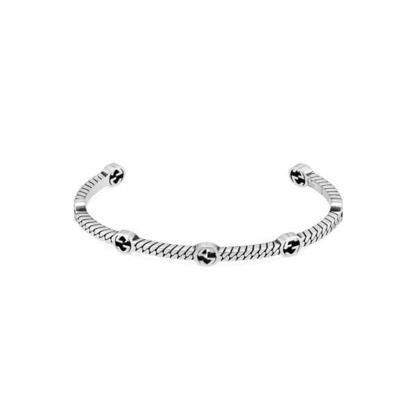 Gucci Jewelry Argento YBA661529001 - Gioielleria Casavola Noci - idee regalo donne fashion - main
