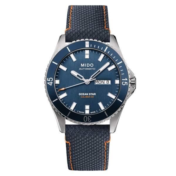 Mido Ocean Star Red Bull M026.430.17.041.00 - Gioielleria Casavola Noci - orologio automatico edizione limitata - main