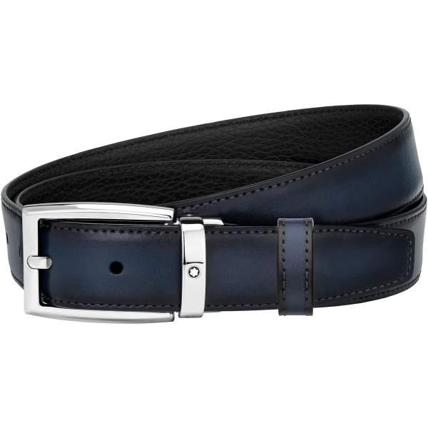 Montblanc cintura elegante 123899 - Gioielleria Casavola Noci - idee regalo uomo