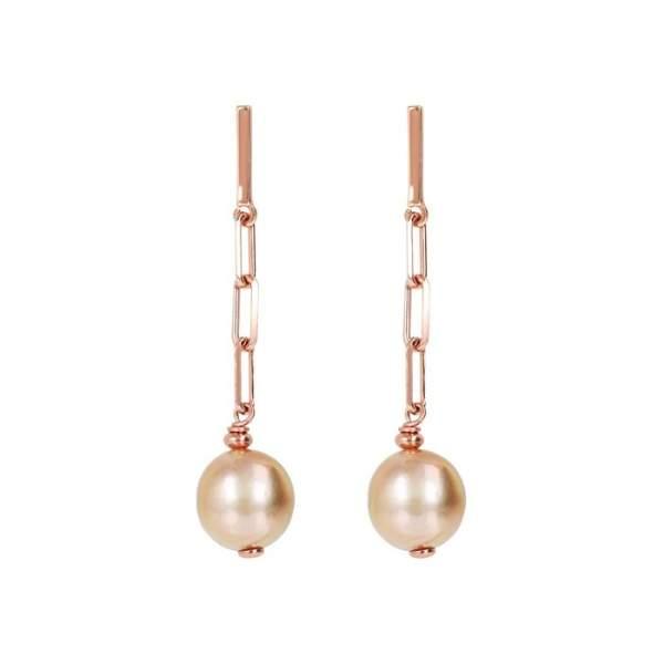 Orecchini perla Bronzallure WSBZ01822RPRL - Gioielleria Casavola Noci - idee regalo donne - main