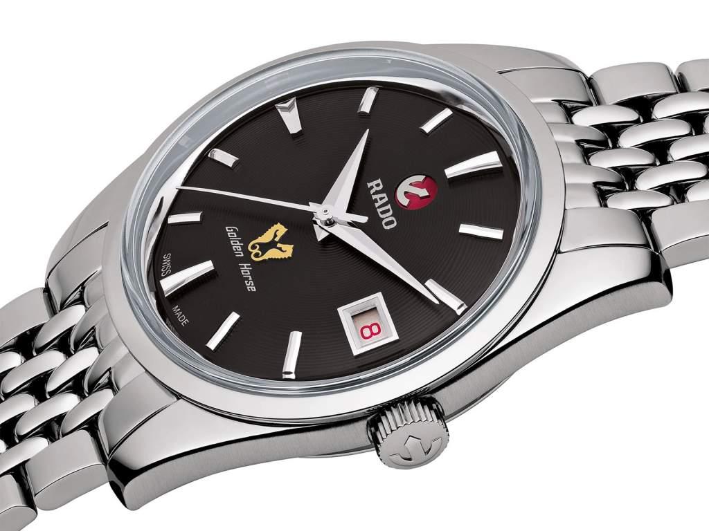 Rado Golden Horse R33930153 - Gioielleria Casavola Noci - orologio automatico edizione limitata - quadrante nero