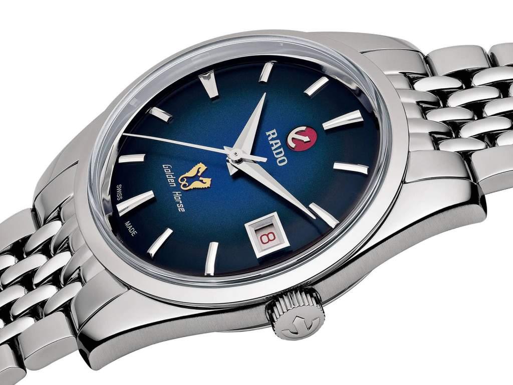 Rado Golden Horse R33930203 - Gioielleria Casavola Noci - orologio uomo limited edition - quadrante blu