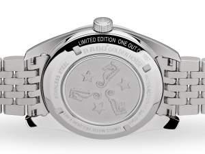 Rado Golden Horse R33930313 - Gioielleria Casavola Noci - orologio automatico edizione limitata - fondello