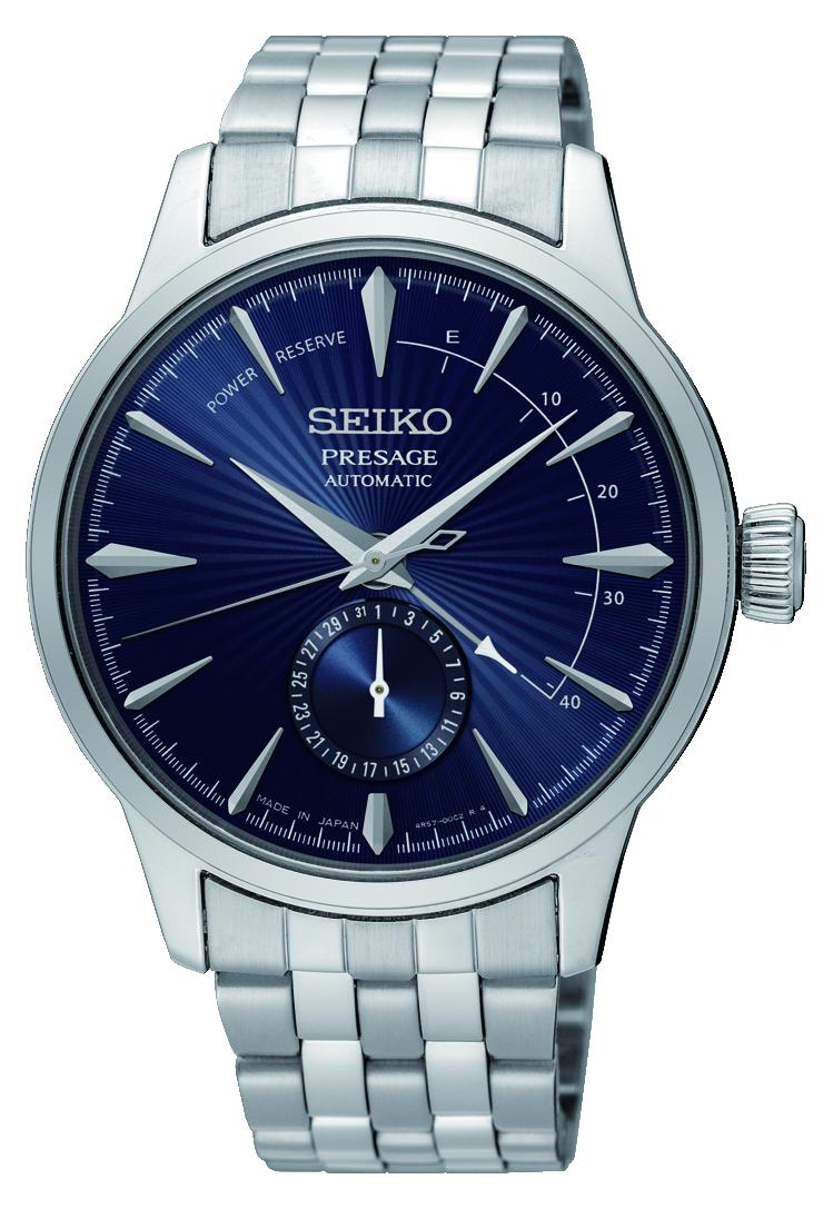 Seiko Presage Automatic SSA347J1 - Gioielleria Casavola Noci - orologio uomo elegante