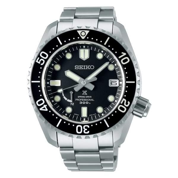 Seiko Prospex LX Line SNR029J1 - Gioielleria Casavola Noci - orologio automatico subacqueo di lusso con spring drive