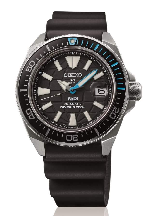 Seiko Prospex PADI SRPG21K1 - Gioielleria Casavola Noci - orologio automatico King Samurai - idee regalo uomo