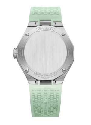 Baume et Mercier Riviera M0A10611 - Gioielleria Casavola Noci - orologio da donna - fondello