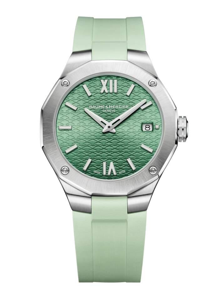 Baume et Mercier Riviera M0A10611 - Gioielleria Casavola Noci - orologio da donna - main