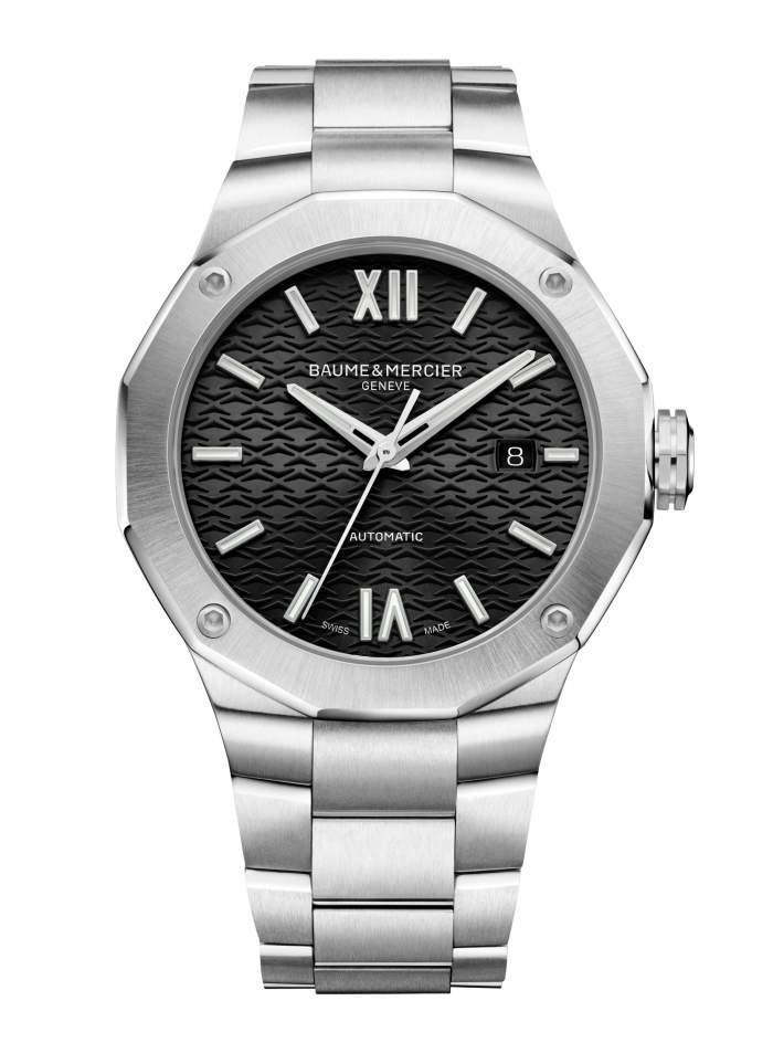 Baume et Mercier Riviera M0A10621 - Gioielleria Casavola Noci - orologio automatico uomo - main