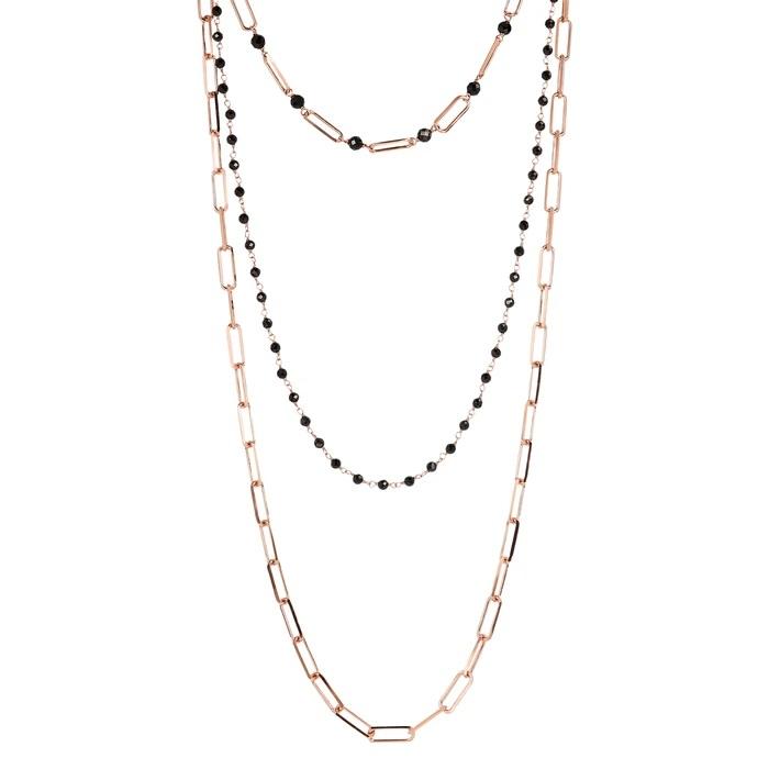Collana tre fili Bronzallure WSBZ01881BS - Gioielleria Casavola Noci - idee regalo donne per ogni occasione - main