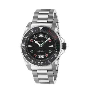 Gucci Dive Timepieces YA136221 - Gioielleria Casavola Noci - orologio subacqueo alla moda