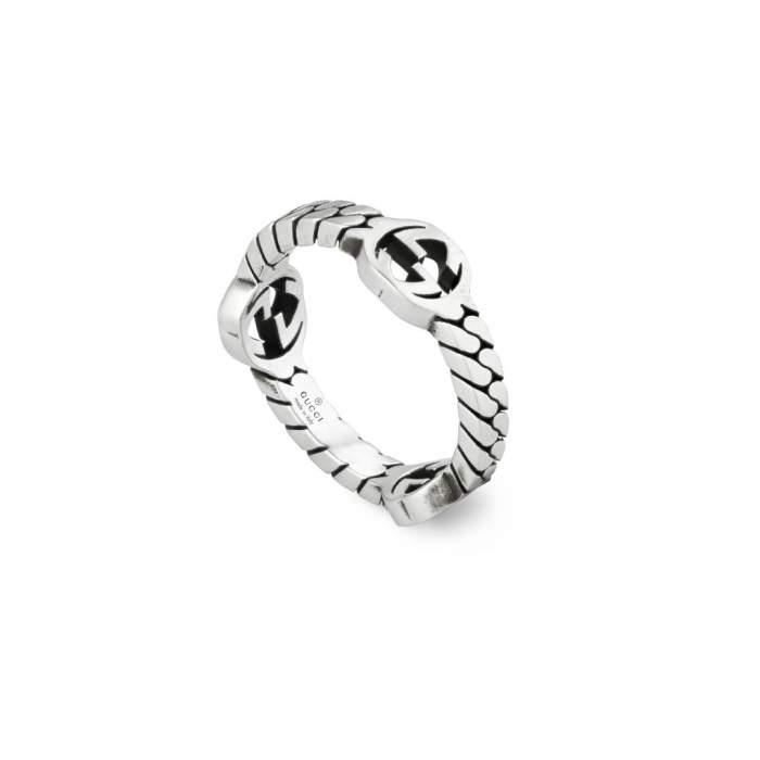 Gucci Jewelry Argento YBC661523001 - Gioielleria Casavola Noci - anelli donne fashion
