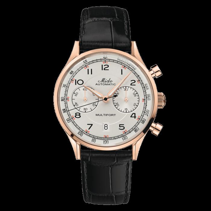Mido Multifort Patrimony cronografo M040.427.36.262.00 - Gioielleria Casavola Noci - orologio automatico uomo - main