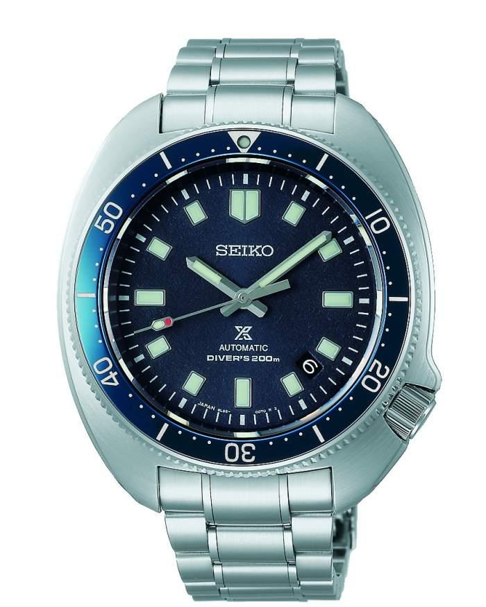 Seiko Prospex Naomi Uemura SLA049J1 - Gioielleria Casavola Noci - orologio edizione limitata automatico uomo acciaio