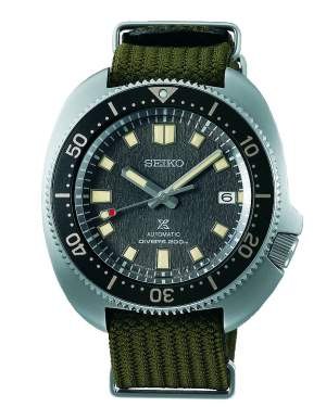 Seiko Prospex SPB237J1 - Gioielleria Casavola Noci - orologio automatico uomo subacqueo