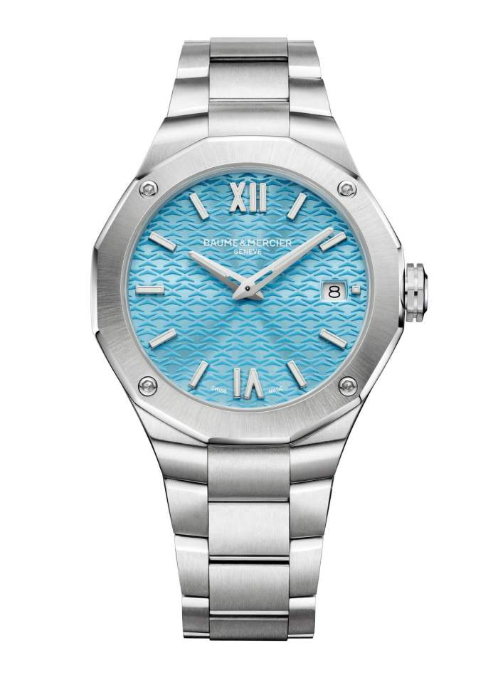 Baume et Mercier Riviera M0A10612 - Gioielleria Casavola Noci - orologio da donne di lusso - main