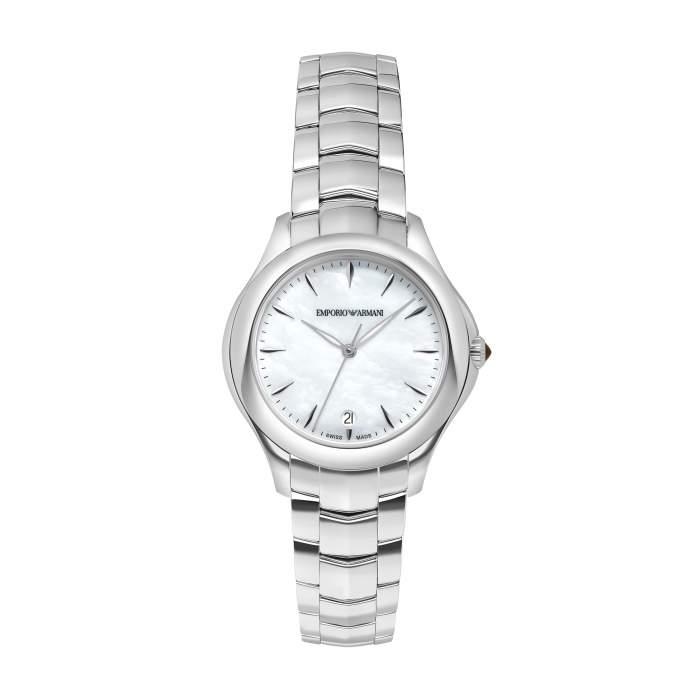 Emporio Armani Swiss Made ARS8507 - Gioielleria Casavola Noci - orologio svizzero donne madreperla - main