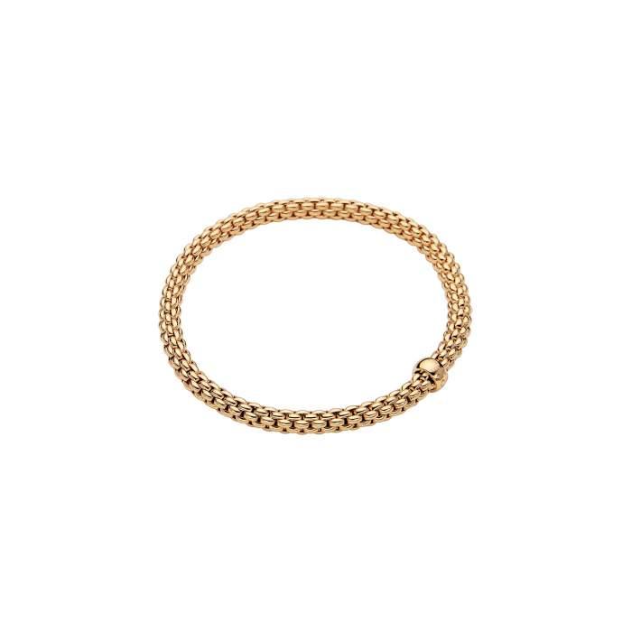 Fope bracciale Flex it Solo oro giallo 620B - Gioielleria Casavola Noci - idee regalo donne per occasioni importanti
