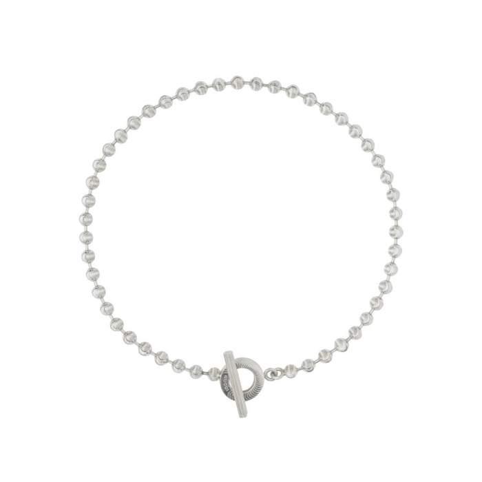Gucci Jewelry Argento YBB602736001 - Gioielleria Casavola Noci - bracciale unisex fashion