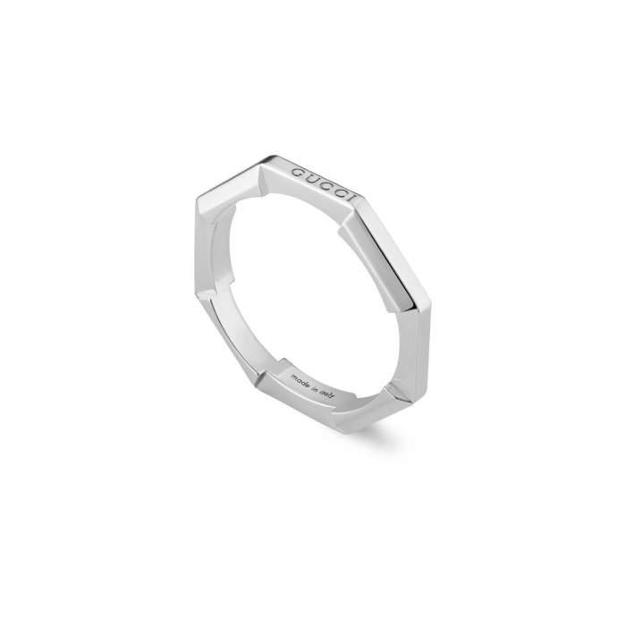 Gucci Jewelry YBC662194003 - Gioielleria Casavola Noci - anello oro bianco donne