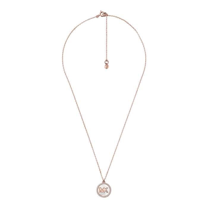 Michael Kors collana MKC1324AH791 - Gioielleria Casavola Noci - gioiello in argento donna - completo