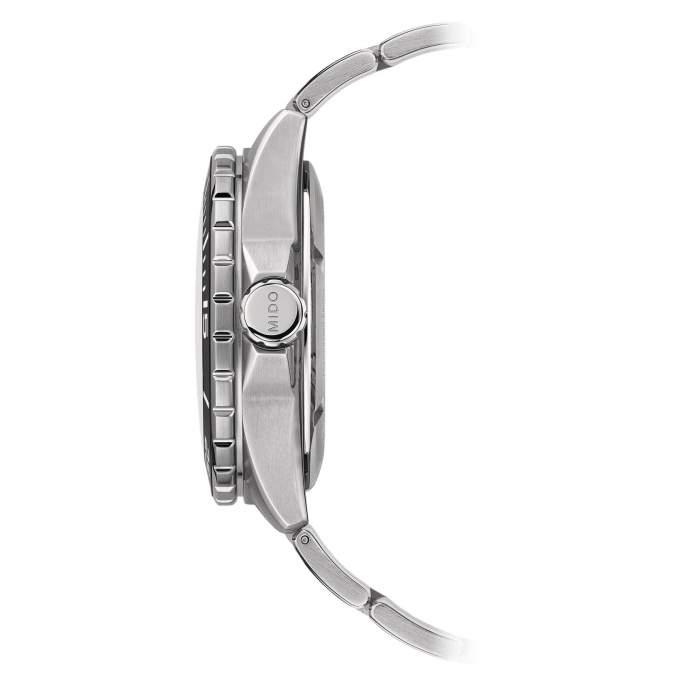Mido Ocean Star Diver 600 M026.608.11.051.00 - Gioielleria Casavola Noci - orologio subacqueo automatico acciaio - corona a vite