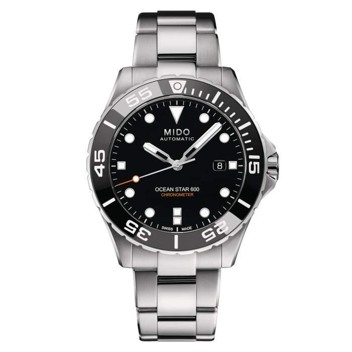 Mido Ocean Star Diver 600 M026.608.11.051.00 - Gioielleria Casavola Noci - orologio subacqueo automatico acciaio - main