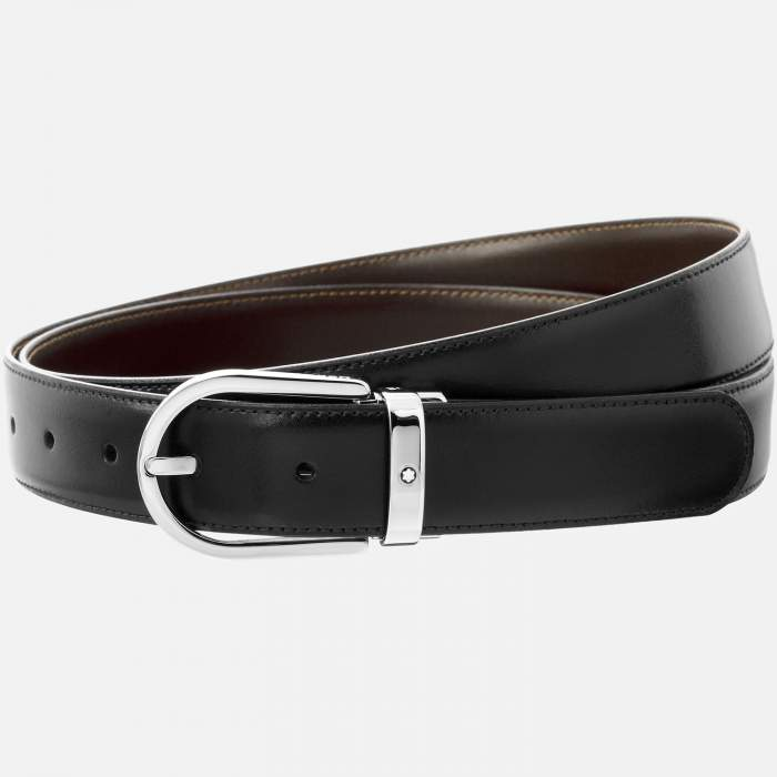 Montblanc cintura elegante 128135 - Gioielleria Casavola Noci - idee regalo uomo - main