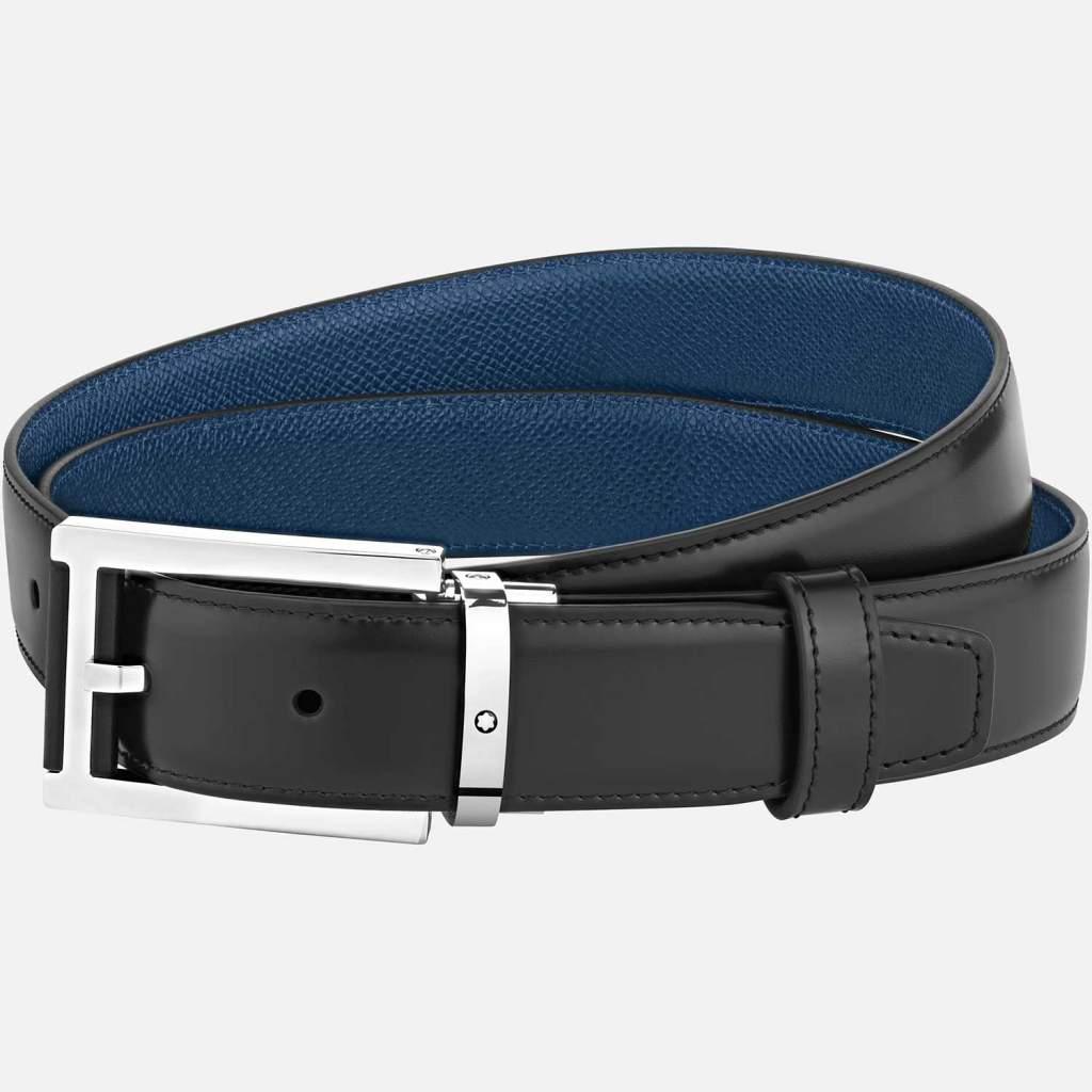 Montblanc cintura reversibile 126009 - Gioielleria Casavola Noci - idee regalo uomo - main