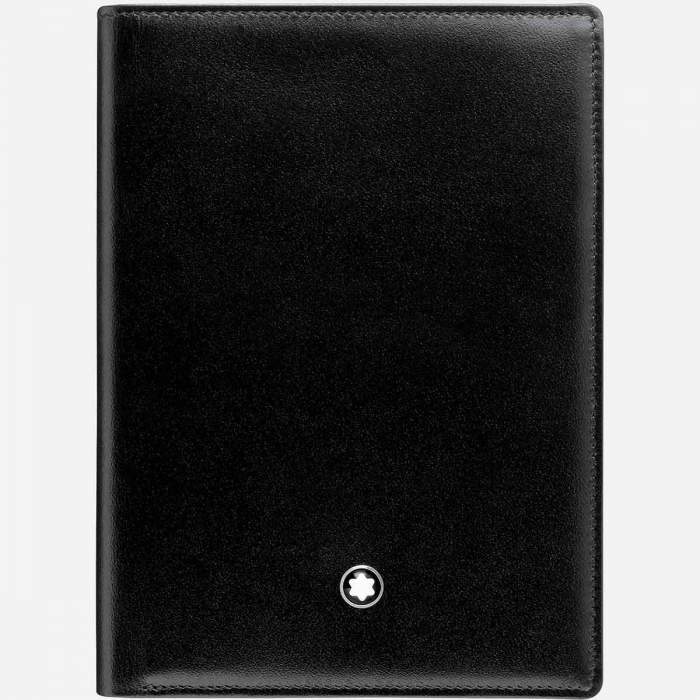 Montblanc portafogli Meisterstuck 35798 - Gioielleria Casavola Noci - idee regalo uomo - porta carta d'identità