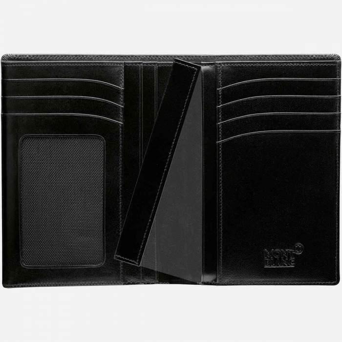 Montblanc portafogli Meisterstuck 35798 - Gioielleria Casavola Noci - idee regalo uomo - porta carta d'identità - portacarte di credito