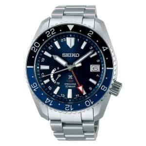 Seiko Prospex LX Line SNR033J1 - Gioielleria Casavola Noci - orologio GMT titanio uomo spring drive